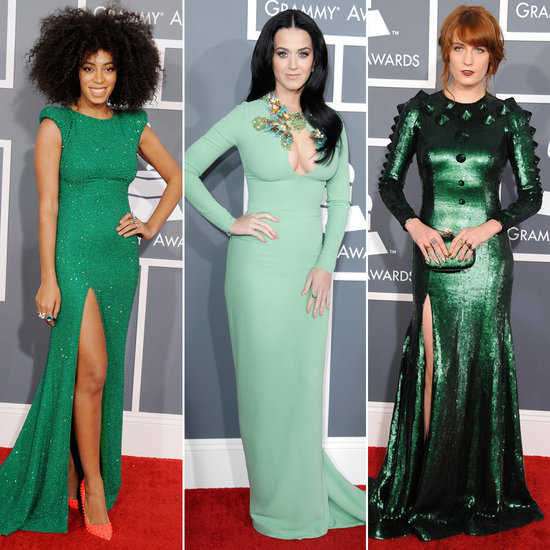 Solange Knowles, Katy Perry, Florence Welch